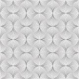 Συμμετρικές γεωμετρικές μορφές γραπτές Στοκ Εικόνες