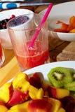 Συμπίεση φρούτων Στοκ φωτογραφία με δικαίωμα ελεύθερης χρήσης