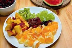 Συμπίεση φρούτων Στοκ εικόνες με δικαίωμα ελεύθερης χρήσης