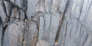 Συμπαγής σύσταση βράχου στοκ φωτογραφία
