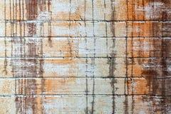 Συμπαγής τοίχος σύστασης με τις ραβδώσεις Στοκ εικόνες με δικαίωμα ελεύθερης χρήσης