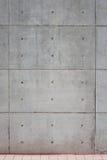 συμπαγής τοίχος Στοκ εικόνα με δικαίωμα ελεύθερης χρήσης