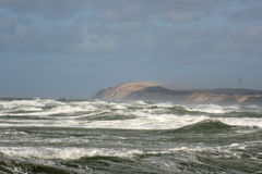 συμπαθητικά κύματα Στοκ Εικόνα