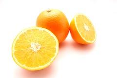 συμπαθητικά πορτοκάλια Στοκ Εικόνα