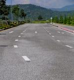 συμπαθητικός δρόμος Ταϊλανδός ημέρας χωρών Στοκ φωτογραφία με δικαίωμα ελεύθερης χρήσης