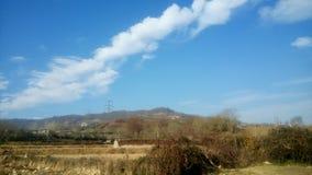 συμπαθητικός ουρανός στοκ φωτογραφία με δικαίωμα ελεύθερης χρήσης