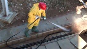 Συμπεριφορά καλωδίων καθαρισμού με την υψηλή μάνικα φιλμ μικρού μήκους
