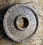 Συμπιεσμένο ανακυκλωμένο ξύλο Στοκ φωτογραφία με δικαίωμα ελεύθερης χρήσης