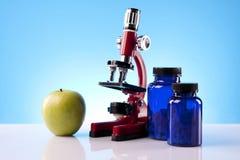 συμπλήρωμα επιστήμης τροφ στοκ φωτογραφία με δικαίωμα ελεύθερης χρήσης