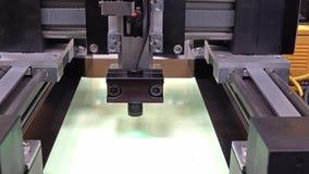 Συμπυκνώνοντας μηχανή λέιζερ που κινεί γρήγορα τα αστέρια ενός γραψίματος φιλμ μικρού μήκους
