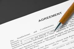 συμφωνία Στοκ εικόνα με δικαίωμα ελεύθερης χρήσης