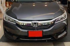 συμφωνία Honda Στοκ Εικόνες