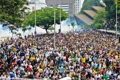 συνάθροιση 0 bersih2 Στοκ Εικόνες