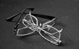 Συνάντηση δύο γυαλιών στοκ φωτογραφίες
