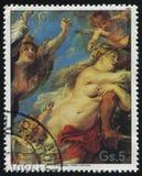Συνέπειες του πολέμου από Rubens Στοκ Εικόνες