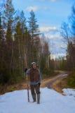 Συναίσθημα χιονιού Στοκ εικόνες με δικαίωμα ελεύθερης χρήσης