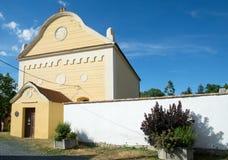 Συναγωγή σε Straznice, Τσεχία στοκ εικόνα με δικαίωμα ελεύθερης χρήσης