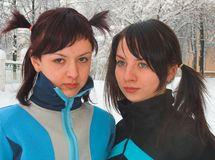 συναισθηματικά πρόσωπα Στοκ εικόνα με δικαίωμα ελεύθερης χρήσης
