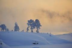 συναισθηματικός χειμώνας Στοκ εικόνα με δικαίωμα ελεύθερης χρήσης