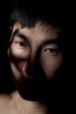 συναισθηματικό πορτρέτο Στοκ φωτογραφίες με δικαίωμα ελεύθερης χρήσης