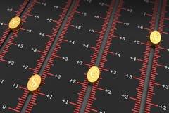 συναλλαγματική ισοτιμί&alp Στοκ φωτογραφία με δικαίωμα ελεύθερης χρήσης