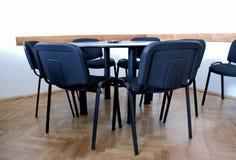 Συνανμένος διάσκεψη στρογγυλής τραπέζης Στοκ φωτογραφίες με δικαίωμα ελεύθερης χρήσης