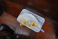 Συναντήστε το Durian! Στοκ εικόνες με δικαίωμα ελεύθερης χρήσης