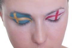 συναρπαστική αναμονή αντιστοιχιών ομάδας δ Στοκ φωτογραφία με δικαίωμα ελεύθερης χρήσης