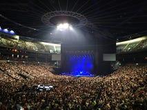 Συναυλία στοκ φωτογραφία