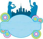συναυλία πόλεων ελεύθερη απεικόνιση δικαιώματος