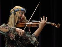 Συναυλία της Κωνσταντινούπολης Dreamin Στοκ Εικόνες