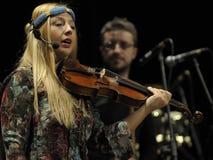 Συναυλία της Κωνσταντινούπολης Dreamin Στοκ εικόνα με δικαίωμα ελεύθερης χρήσης