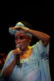 Συναυλία του Buena Vista Social Club στην Ουγγαρία Στοκ εικόνα με δικαίωμα ελεύθερης χρήσης