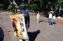 Συναυλία του Vicente Fernandez. Κολομβία Στοκ εικόνα με δικαίωμα ελεύθερης χρήσης