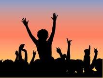 συναυλία υπαίθρια