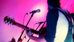 Συναυλία φολκλορικής μουσικής σε ένα φεστιβάλ απόθεμα βίντεο