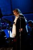 συναυλία Χριστουγέννων &ka Στοκ Φωτογραφίες