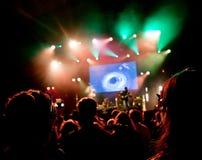 Συναυλία στοκ φωτογραφίες
