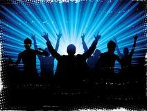 συναυλία διανυσματική απεικόνιση