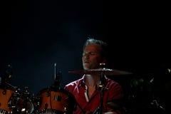 Συναυλία Mezzoforte στην Ουγγαρία Στοκ Φωτογραφία