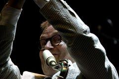 Συναυλία Mezzoforte στην Ουγγαρία Στοκ φωτογραφία με δικαίωμα ελεύθερης χρήσης