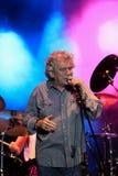 Συναυλία Nazareth στην Ουγγαρία Στοκ Εικόνες