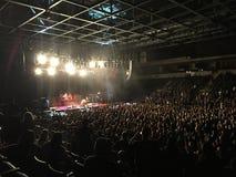 Συναυλία βράχου στοκ φωτογραφίες με δικαίωμα ελεύθερης χρήσης