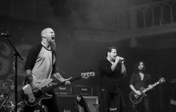 Συναυλία βράχου Στοκ εικόνες με δικαίωμα ελεύθερης χρήσης