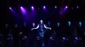 Συναυλία γρηγοριανή Στοκ Εικόνες