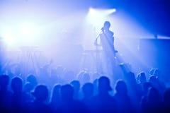 Συναυλία μουσικής στοκ εικόνες