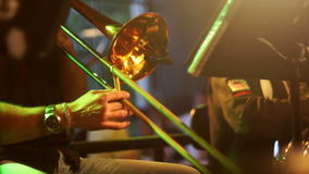 Συναυλία μουσικής instumental απόθεμα βίντεο