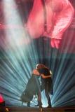 Συναυλία σε Harpa Στοκ Εικόνες