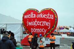 Συναυλία στη φιλανθρωπία Στοκ Φωτογραφίες