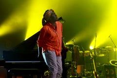 Συναυλία του Richard Bona στην Ουγγαρία Στοκ φωτογραφία με δικαίωμα ελεύθερης χρήσης